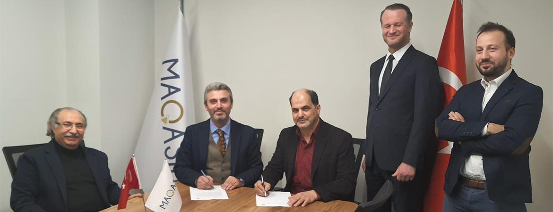 MaQasid ve fonbulucu, 15 milyon TL'lik fonbulucu GSYF Kurmak için harekete geçti.