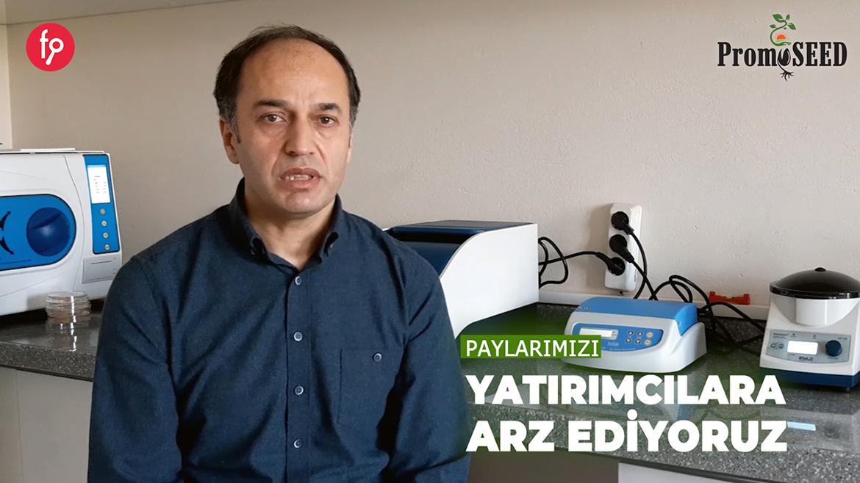 Türkiye'nin ilk Paya Dayalı Kitle Fonlama kampanyası, yerli girişim PromoSEED ile başladı